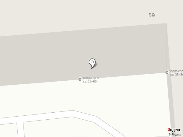 Правовой центр недвижимости на карте Воронежа