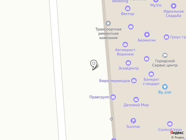 LedVRN на карте Воронежа