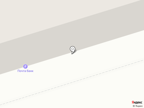 Цирюльник на карте Воронежа