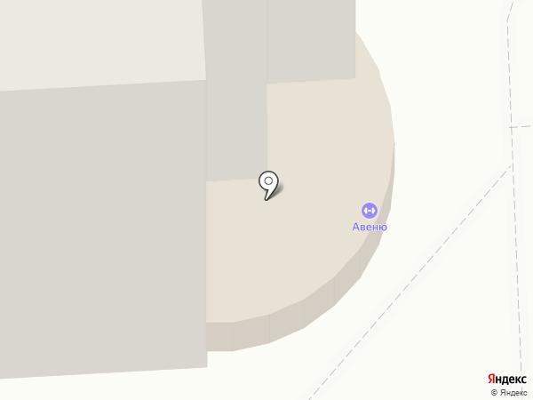 ЕвроВет на карте Воронежа