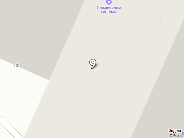 Ассоциация строителей России на карте Воронежа
