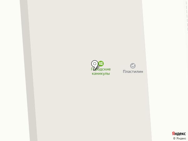 Velur на карте Воронежа