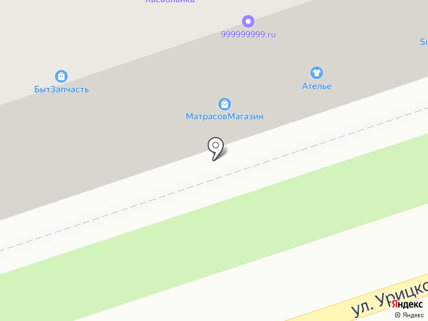 ОПТимист на карте Воронежа
