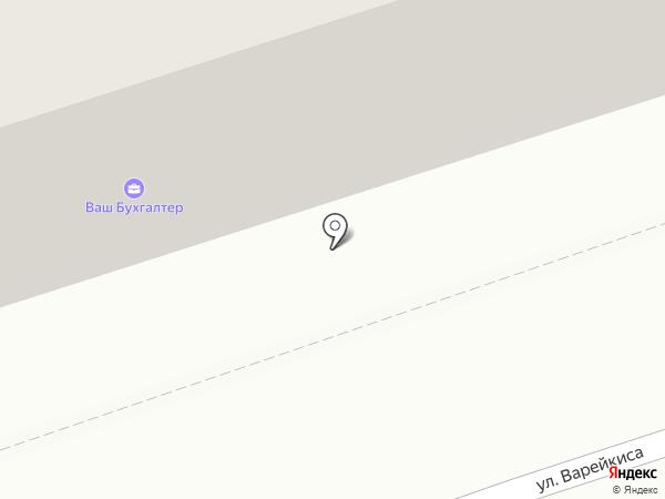Яра на карте Воронежа
