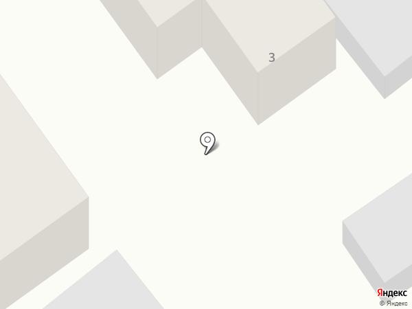 Тайга на карте Воронежа