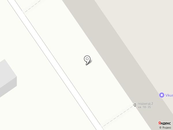 Суши wok на карте Воронежа