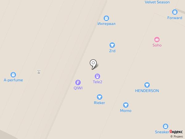 Organic shop на карте Воронежа