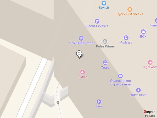 Millee.ru на карте Воронежа