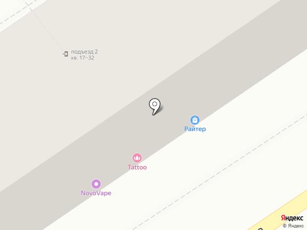 Sushi Grey на карте Воронежа