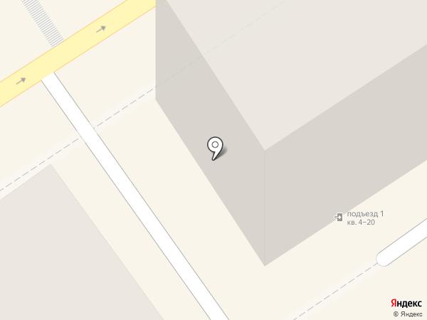 Пекарня на карте Воронежа