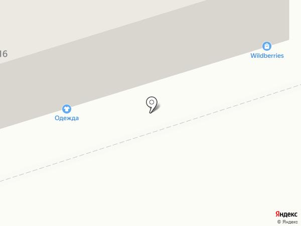 Правовой город на карте Воронежа
