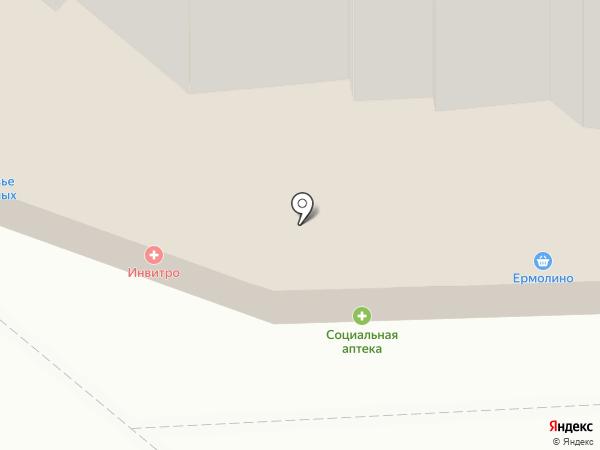 ЗдравСити на карте Воронежа