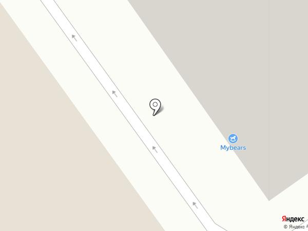 VAPEORANGE на карте Воронежа