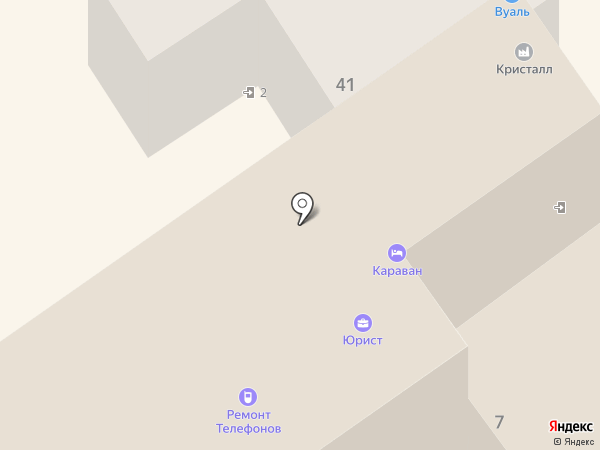 Мобимастер на карте Воронежа