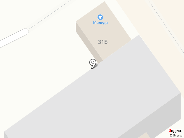 Продуктовый магазин на карте Воронежа