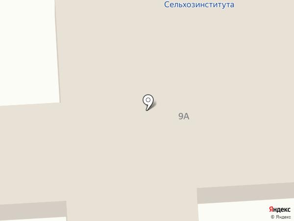 Престиж-Авто на карте Воронежа