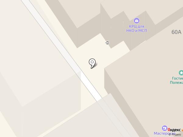 НЗБ на карте Воронежа