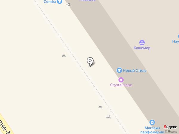 Порядок на карте Воронежа
