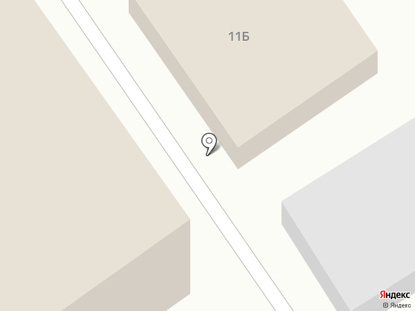 Швейный дворик на карте Воронежа
