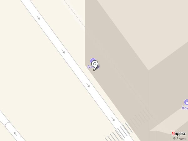 А-Отель Брно на карте Воронежа