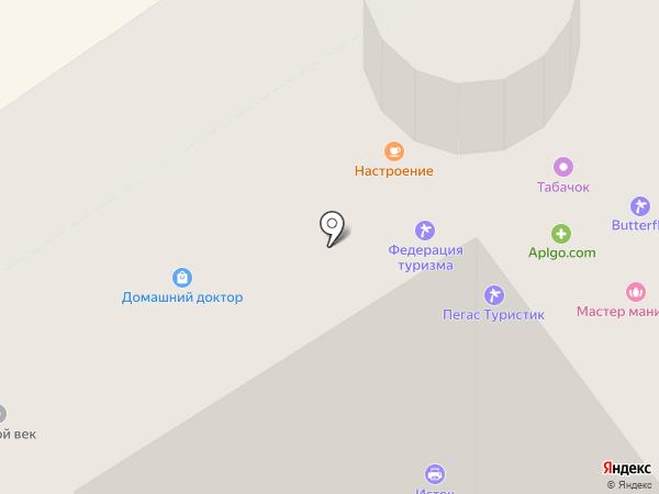 АйТи Сервис на карте Воронежа
