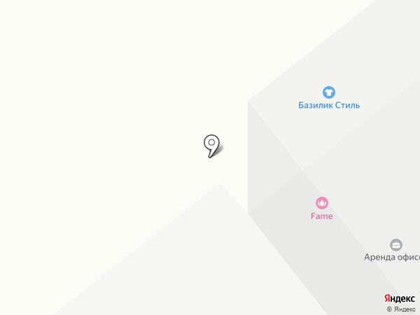 Патриот на карте Воронежа