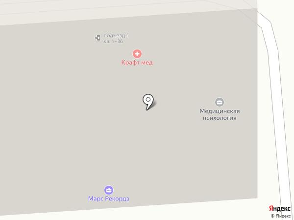 Идеал на карте Воронежа