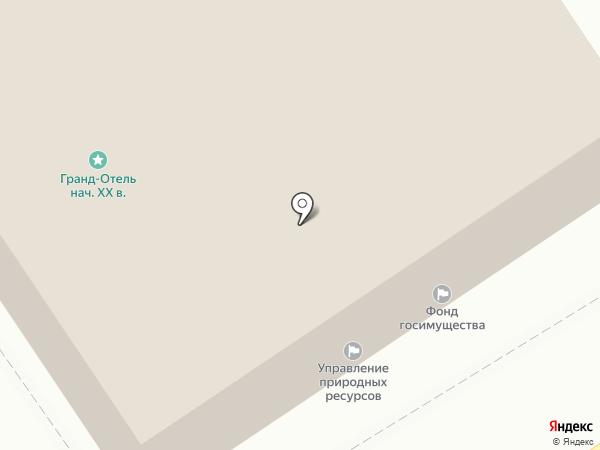 Земельный залоговый фонд на карте Воронежа