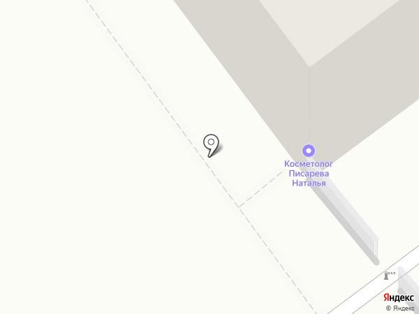 Glassika на карте Воронежа