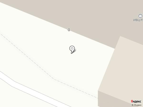 Воронежский информационно-вычислительный центр на карте Воронежа
