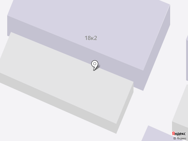 Железнодорожный колледж на карте Воронежа