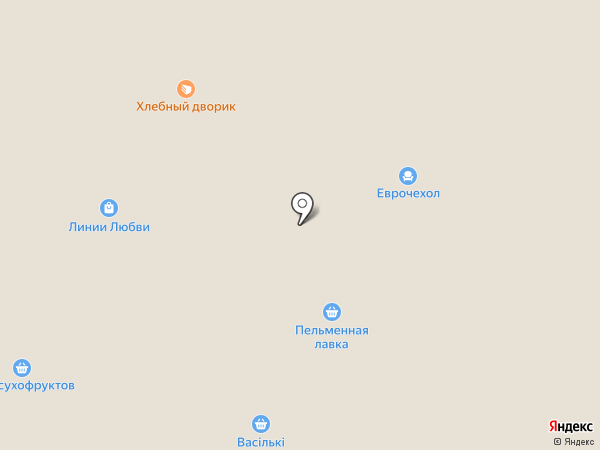 СпециалЬ на карте Воронежа