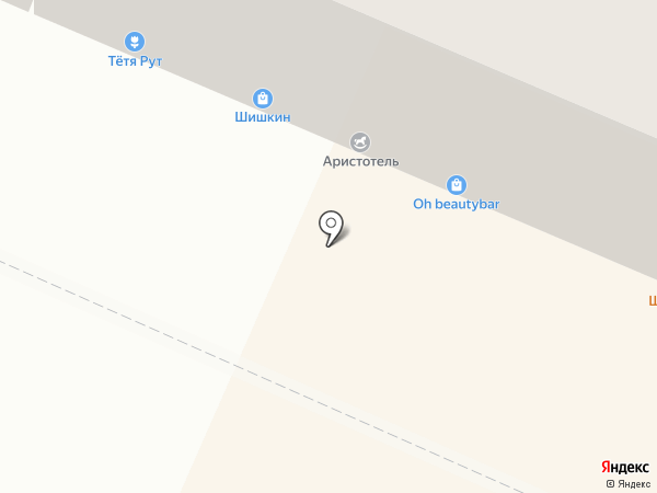 Finagoria на карте Воронежа