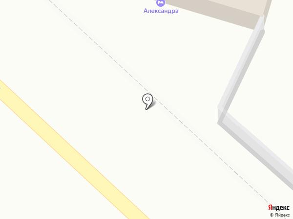 Шашлычная на карте Воронежа