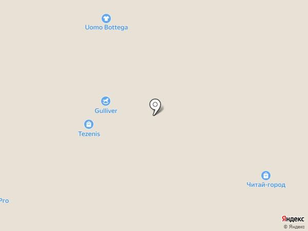 Choupette на карте Воронежа