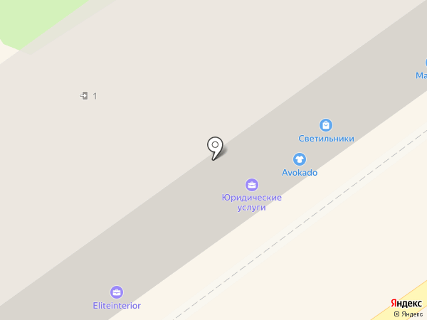 Центральная сберкасса на карте Воронежа
