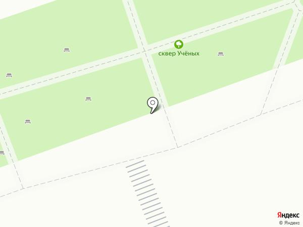 Doner u dinner на карте Воронежа