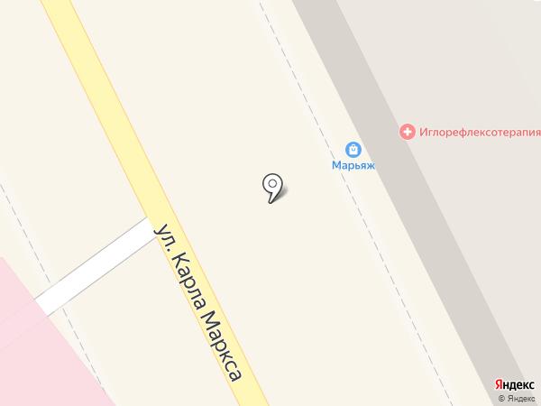 Алиса Кэрол Интерьеры на карте Воронежа