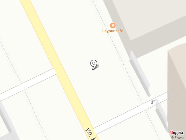 Центр юридической и бухгалтерской поддержки предпринимателей на карте Воронежа