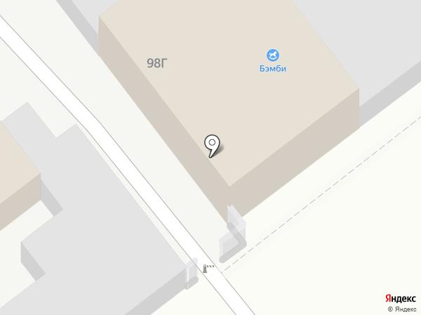Семейная стоматологическая клиника на карте Динской