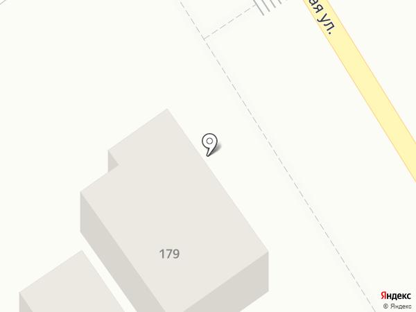 Яксер на карте Динской