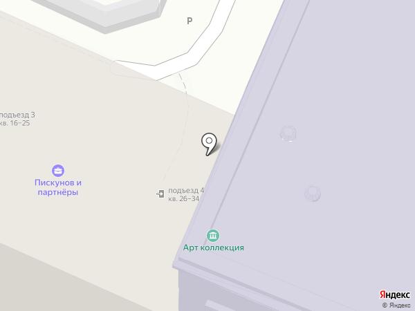 Воронежская дирекция связи на карте Воронежа
