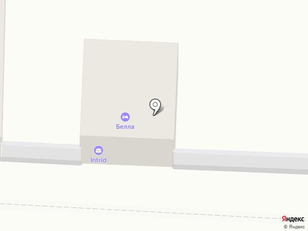 Intrid на карте Воронежа