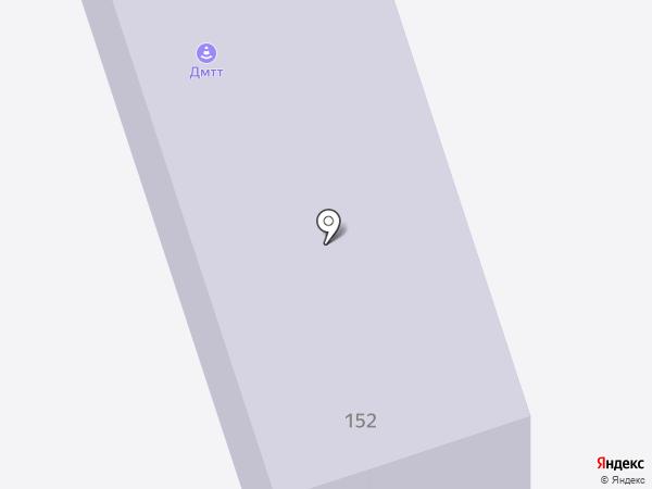 Динской механико-технологический техникум на карте Динской