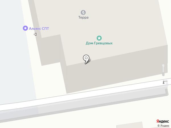 ЭТАЖИ на карте Воронежа