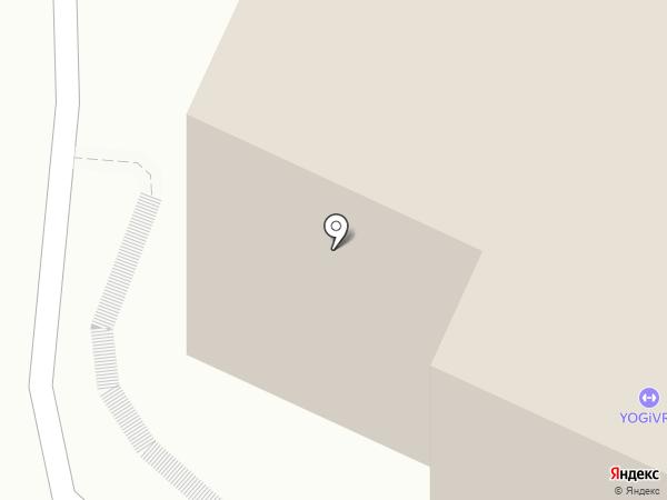 BEAUTIX на карте Воронежа
