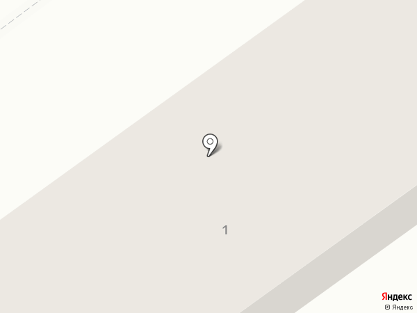 Алиби на карте Динской