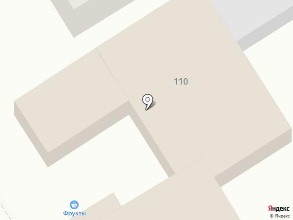 Bistro-Yummy на карте Динской