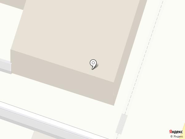Кулинарный Рай на карте Воронежа