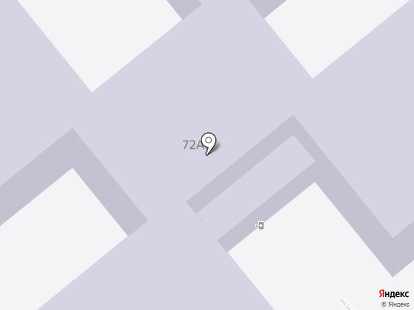 Детский сад №8, Пчёлка на карте Динской